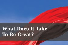 Featured resource: What does it take to be great?